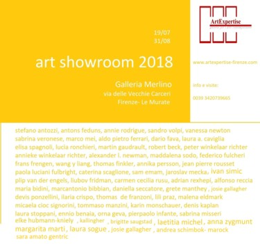 Art showroom Florence